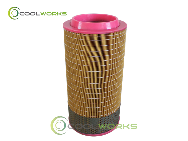 PU1621737600 Air Filter Coolworks Filter Manufacturing